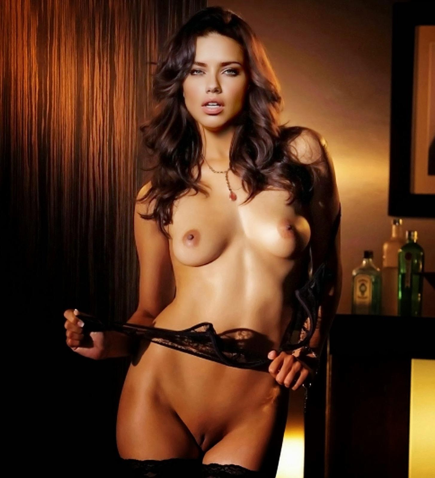 Adriana Lima Nude Video